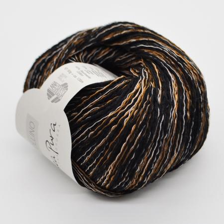 Пряжа для вязания и рукоделия Collino (Lana Grossa) цвет 012, 135 м