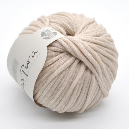 Пряжа для вязания и рукоделия Cashseta (Lana Grossa) цвет 006, 100 м