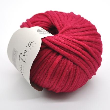 Пряжа для вязания и рукоделия Cashseta (Lana Grossa) цвет 014, 100 м