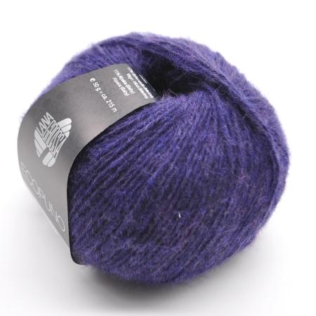 Пряжа для вязания и рукоделия Ecopuno (Lana Grossa) цвет 009, 215 м