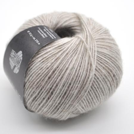 Пряжа для вязания и рукоделия Ecopuno (Lana Grossa) цвет 018, 215 м