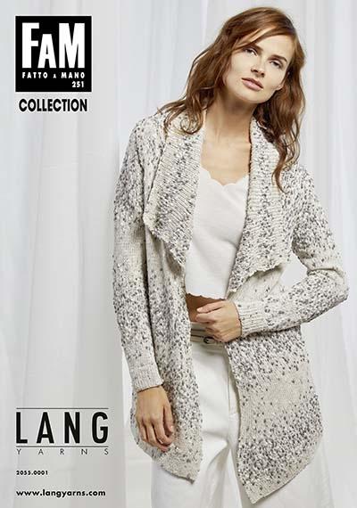 Журнал Lang Yarns Fam 251 Collection (Lang Yarns)