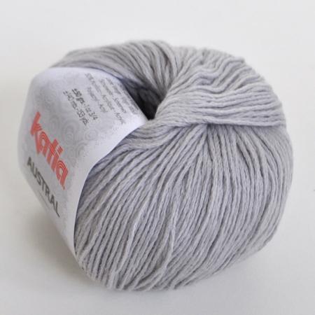 Пряжа для вязания и рукоделия Austral (Katia) цвет 110, 140 м