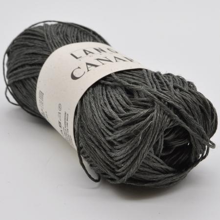 Пряжа для вязания и рукоделия Canapa (Lang Yarns) цвет 0070, 80 м
