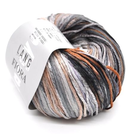 Пряжа для вязания и рукоделия Fiora (Lang Yarns) цвет 0005, 145 м