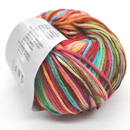 Пряжа для вязания и рукоделия Fiora (Lang Yarns) цвет 0019, 145 м