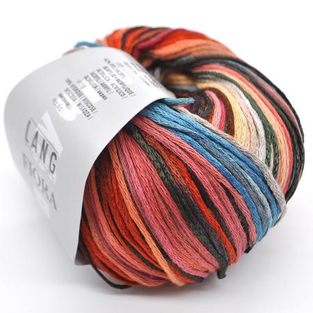 Пряжа для вязания и рукоделия Fiora (Lang Yarns) цвет 0029, 145 м