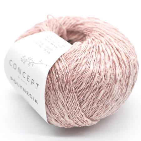 Пряжа для вязания и рукоделия Polynesia (Katia) цвет 064, 165 м