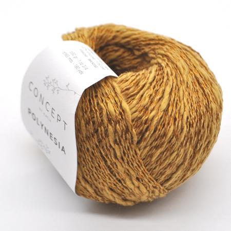 Пряжа для вязания и рукоделия Polynesia (Katia) цвет 069, 165 м