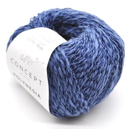 Пряжа для вязания и рукоделия Polynesia (Katia) цвет 074, 165 м