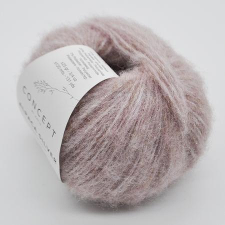 Пряжа для вязания и рукоделия Alpaca Silver (Katia) цвет 252, 120 м