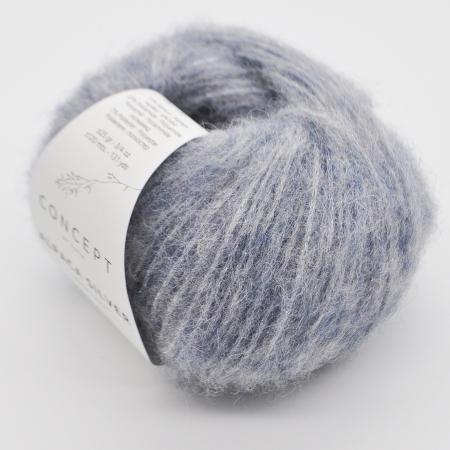 Пряжа для вязания и рукоделия Alpaca Silver (Katia) цвет 253, 120 м