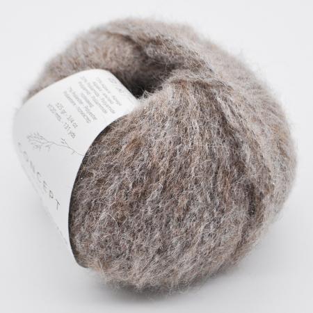 Пряжа для вязания и рукоделия Alpaca Silver (Katia) цвет 257, 120 м