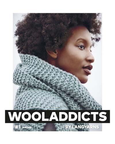 Журнал Lang Yarns Wooladdicts 1 (Lang Yarns)