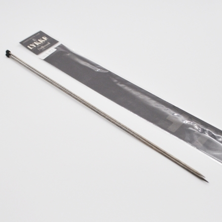 Прямые березовые спицы 35 см / 4 мм (Lykke)