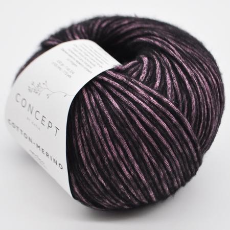 Пряжа для вязания и рукоделия Cotton Merino (Katia) цвет 054, 105 м