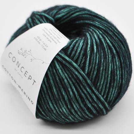 Пряжа для вязания и рукоделия Cotton Merino (Katia) цвет 056, 105 м