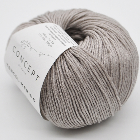Пряжа для вязания и рукоделия Tencel-Merino (Katia) цвет 51, 135 м