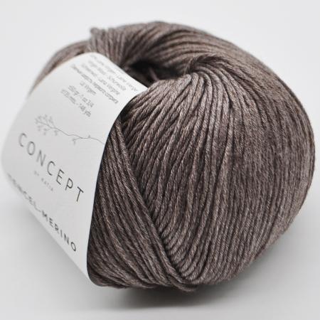 Пряжа для вязания и рукоделия Tencel-Merino (Katia) цвет 52, 135 м