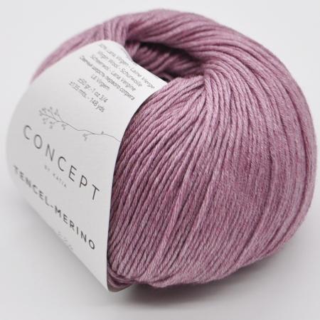 Пряжа для вязания и рукоделия Tencel-Merino (Katia) цвет 53, 135 м