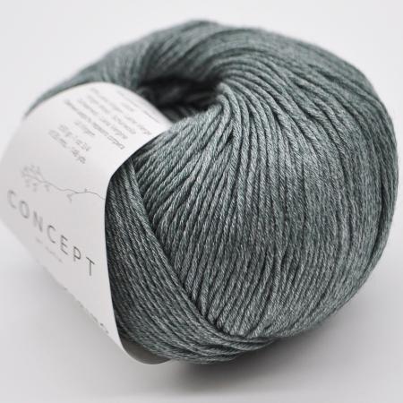 Пряжа для вязания и рукоделия Tencel-Merino (Katia) цвет 56, 135 м