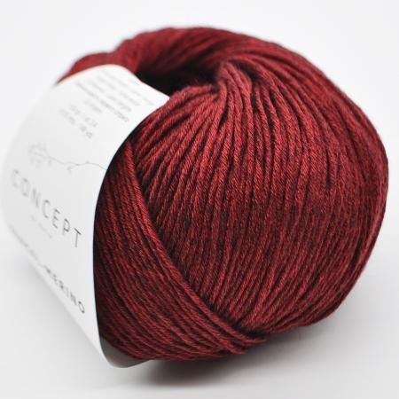 Пряжа для вязания и рукоделия Tencel-Merino (Katia) цвет 101, 135 м