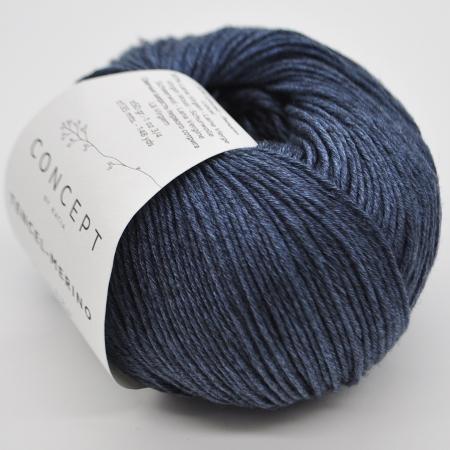 Пряжа для вязания и рукоделия Tencel-Merino (Katia) цвет 104, 135 м