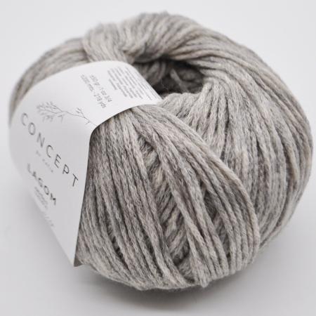 Пряжа для вязания и рукоделия Lagom (Katia) цвет 103, 200 м