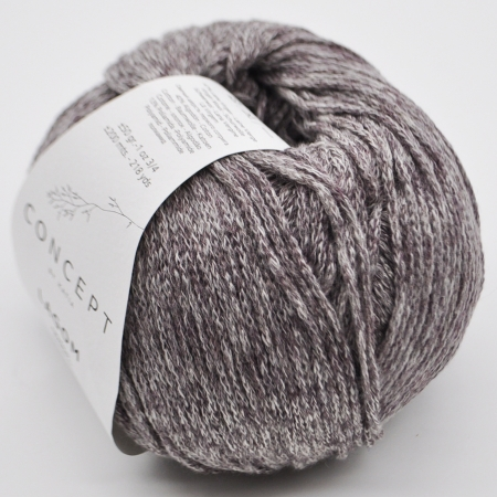 Пряжа для вязания и рукоделия Lagom (Katia) цвет 110, 200 м