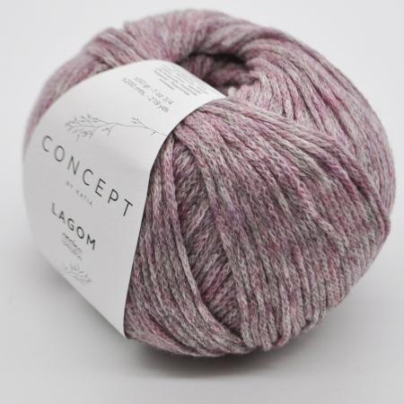 Пряжа для вязания и рукоделия Lagom (Katia) цвет 111, 200 м