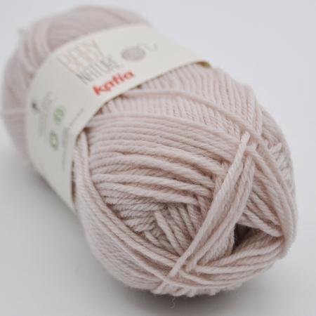 Пряжа для вязания и рукоделия Baby Nature (Katia) цвет 101, 110 м