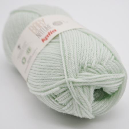 Пряжа для вязания и рукоделия Baby Nature (Katia) цвет 108, 110 м