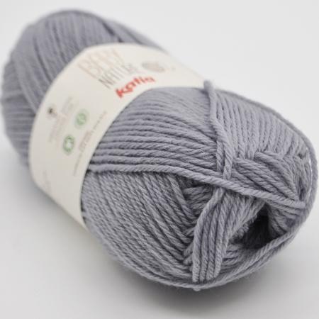 Пряжа для вязания и рукоделия Baby Nature (Katia) цвет 110, 110 м