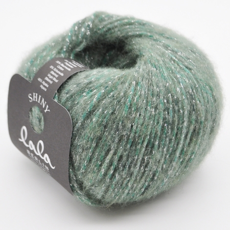 Lala Berlin Shiny (Lana Grossa) цвет 009, 150 м