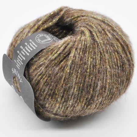 Lala Berlin Shiny (Lana Grossa) цвет 012, 150 м