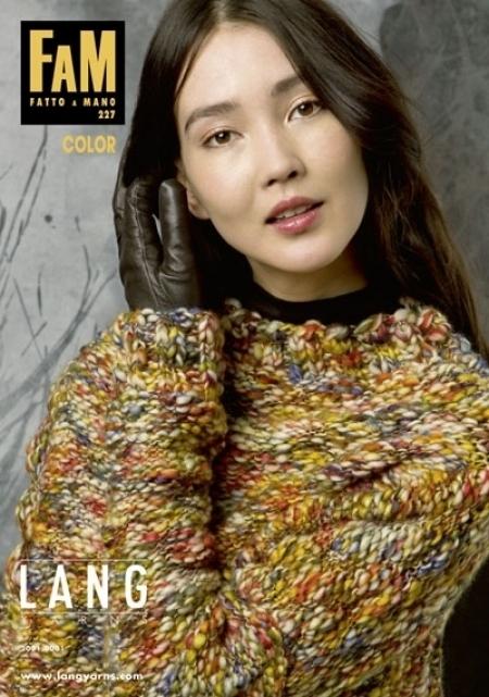 Журнал Lang Yarns № 227 Color (Lang Yarns)