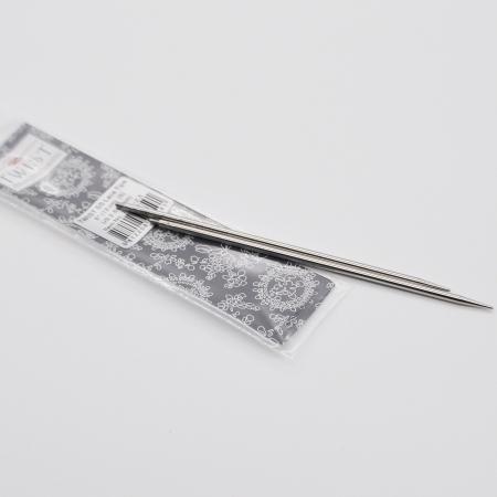 Спицы съемные металлические 10 см, 2.5 мм