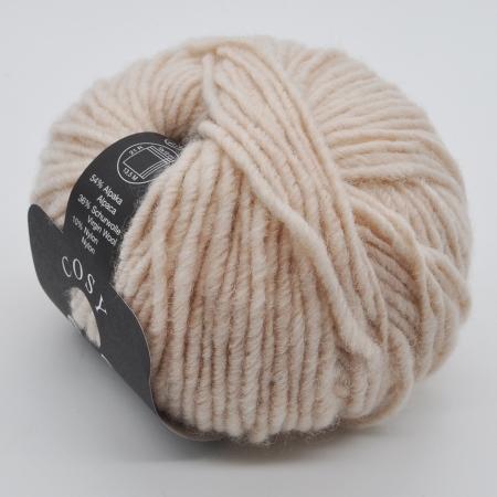 Пряжа для вязания и рукоделия Lala Berlin Cosy (Lana Grossa) цвет 0015, 105 м