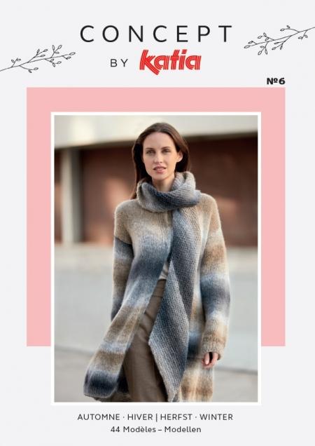 Журнал Katia Concept 6 (Katia)