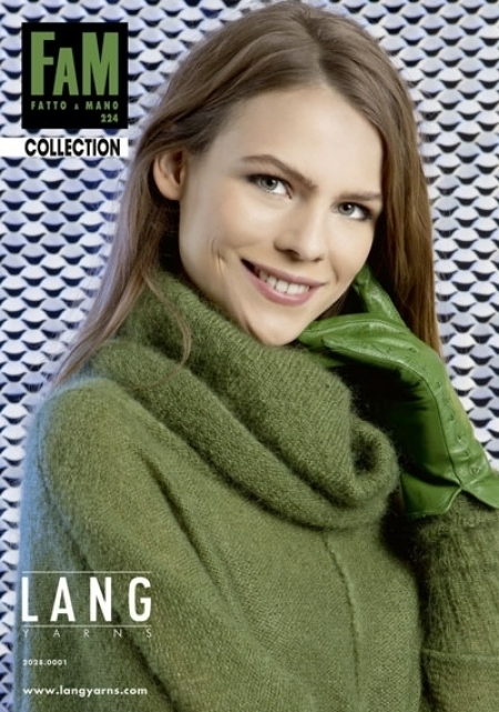 Журнал Lang Yarns FaM № 224 Collection (Lang Yarns)