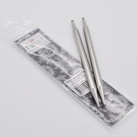 Спицы съемные металлические 10 см, 7 мм