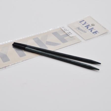 Спицы разъемные Lykke, цвет Indigo,11.5 см / 4 мм (Lykke)