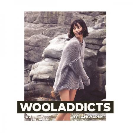 Журнал Lang Yarns Wooladdicts 2 (Lang Yarns)