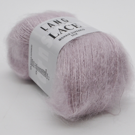 Пряжа для вязания и рукоделия Lace (Lang Yarns) цвет 09, 310 м