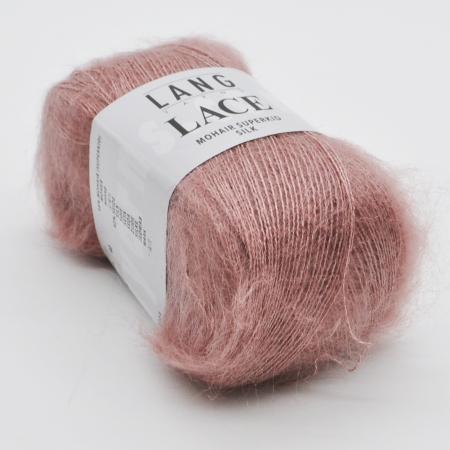 Пряжа для вязания и рукоделия Lace (Lang Yarns) цвет 48, 310 м