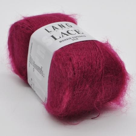 Пряжа для вязания и рукоделия Lace (Lang Yarns) цвет 66, 310 м