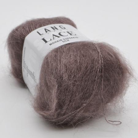 Пряжа для вязания и рукоделия Lace (Lang Yarns) цвет 68, 310 м