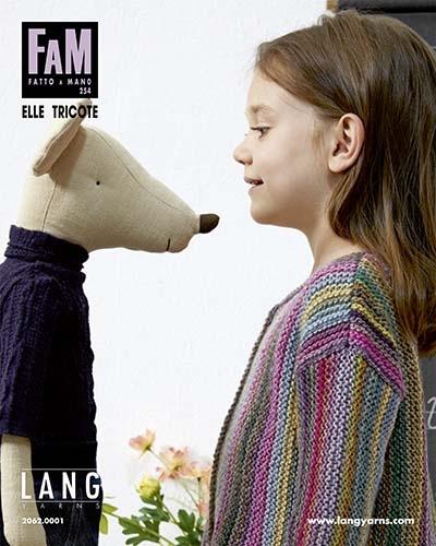 Журнал Lang Yarns Fam 254 (Lang Yarns)
