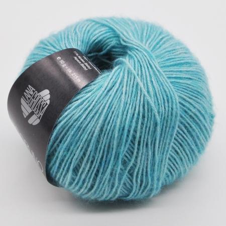 Пряжа для вязания и рукоделия Ecopuno (Lana Grossa) цвет 028, 215 м
