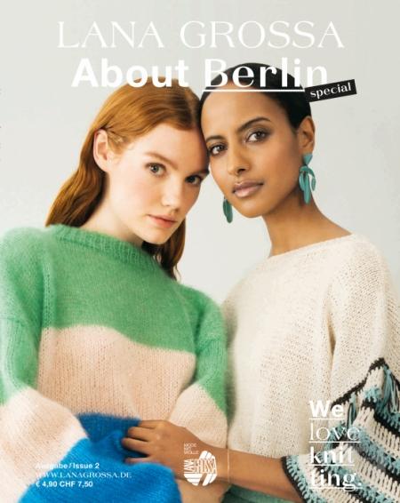 Журнал About Berlin №2 (Lana Grossa)